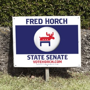 horch-lawn-sign