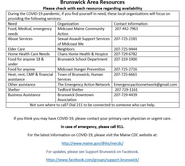 Brunswick Area Resources 3 28